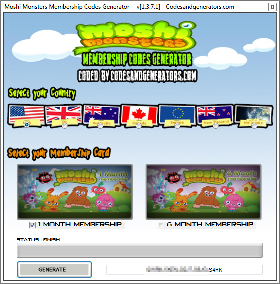 moshi-monsters-membership-codes-generator,moshi monsters membership card, moshi monsters membership card, moshi monsters membership hack free download, moshi monsters membership generator online